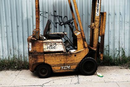 Forklift (Getty Images)