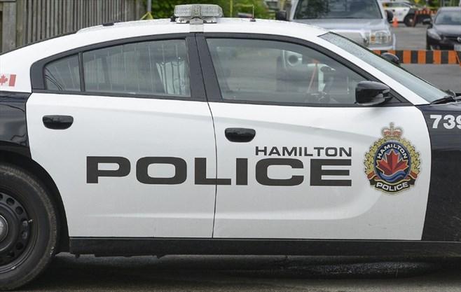 Hamilton Spectator file photo of a police cruiser