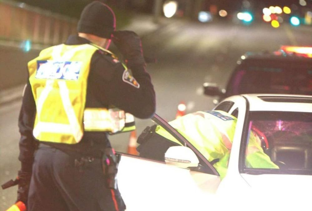 More than a dozen drivers charged during week five of Durham Festive RIDE campaign