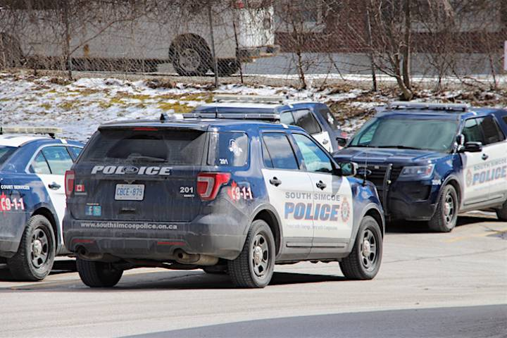 Bradford man facing impaired driving charges after police received several concerned calls