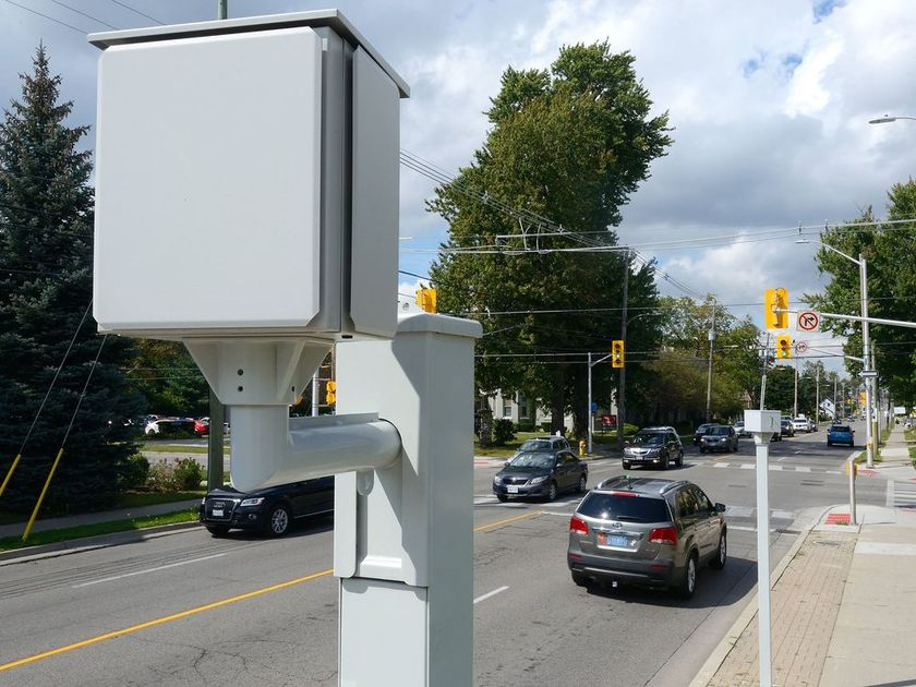 Red light cameras for 'worst of the worst,' Kingston city staff say